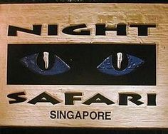 Night Safari Singapore - Wild Safari Park, Family Sightseeing African Adventure Safari Tours, Wildlife Travel and Holidays Attractions in Singapore | Wild Animal Safari Ride, Photography and Night out in Singapore
