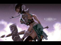 Dynasty Warriors: Xing Cai by MaGeHiKaRi on DeviantArt