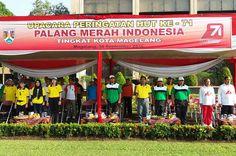 Tribratanewsmagelangkota.com - Kepala Kepolisian Resor Magelang Kota Jawa Tengah Ajun Komisaris Besar Polisi Edi Purwanto SIK MH mengikuti