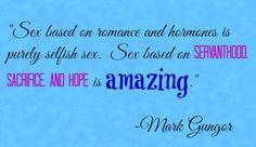 Mark Gungor is brilliant - strengthen your marriage!