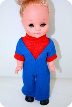 AvMeg: 1960-talls dukke Beautiful Dolls, Retro, Vintage, Cute Dolls, Vintage Comics, Retro Illustration, Primitive, Mid Century
