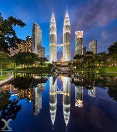The Jewels of Kuala Lumpur.