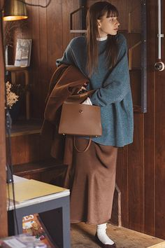 30 hottest winter outfits cold ideas to wear right now Fashion Moda, Look Fashion, Girl Fashion, Winter Fashion, Womens Fashion, Fashion Art, Boho Outfits, Winter Outfits, Cute Outfits