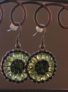 #firepolish beads, #DIY