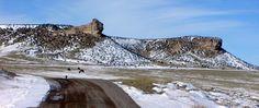Ty Rd.,Chugwater,Wy., February 2008