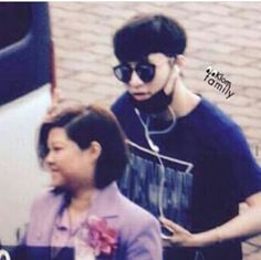 Lay airport fashion for EXOLUXION in THAILAND