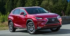2017 Lexus NX: The Small SUV with Big Personality