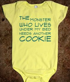 lmao! If I had a baby I would buy them this