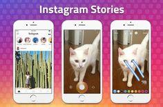 UNIVERSO NOKIA: Novità Instagram Stories: link supporto menzioni a...