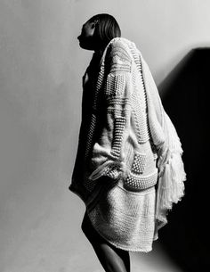 The Darker Horse: The Future of Fashion: Parsons MFA Student Alison Tsai