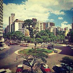 Arouche Square circa 1967  Sao Paulo / Brazil