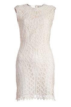 Sea Battenburgh lace dress, $392, get it at Barneys.com.