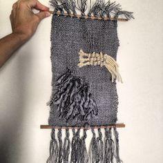 weaving by Maryanne Moodie - House of Maryanne Vintage