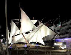 L'Exposition universelle de Milan 2015, Pavillon du Kowait. © Oksana Smirnova