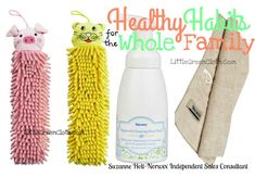 Healthy Habit: Hand Washing for the Whole Family