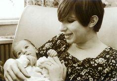 Barbra Streisand with son, Jason.