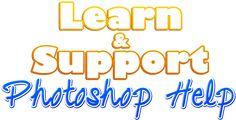 """Be Creative?Web Creative!: Photoshop Help! Imparare ad usare Photoshop è facile e gratis con """"Photoshop Help"""". La sezione dedicata al famoso programma di fotoritocco di Adobe."""