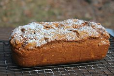 Carolina Charm: Easy Pumpkin Bread