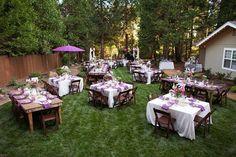 Beau Beautiful Backyard Weddings | Backyard Wedding Photos