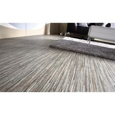 Tarkett Slim Bamboo Argent Floor