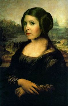 The Force is Strong with this one....Mona Leah!