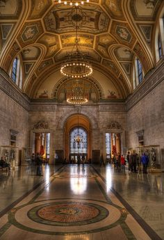 Great Hall | Detroit Institute of Arts
