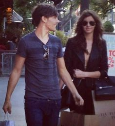 Louis and Eleanor.