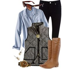 Herringbone Vest :)