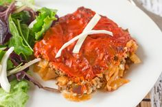Make and share this Cabbage Beef Casserole recipe from Food.com.