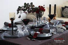 Beautiful Valentine's Day の画像 元CAが主催する苦楽園のテーブルコーディネート教室 神戸・芦屋・西宮・大阪