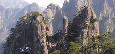 Huang Shan, las montañas mágicas de China - http://www.absolut-china.com/huang-shan-las-montanas-magicas-de-china/