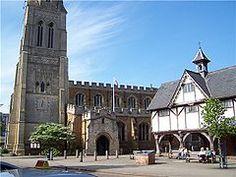 Home Town. Market Harborough