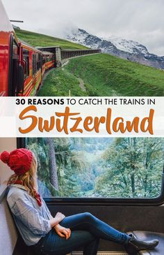 These 30 photos are sure to  convince you to travel Switzerland by train! - Polkadot Passport