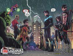 Titans and teen titans