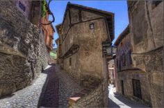 Albarracín, Teruel. Uno de los pueblos más bonitos de España.
