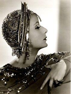 Garbo as Mata Hari 1931