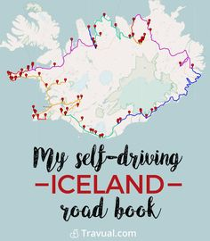 My self-driving road book. Complete itinerary + GPS coordinates. #FreeTravelGuides