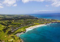 L'île de Maui, à Hawaii