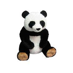 ¡Qué bonito panda de 45cm! #peluche