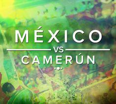 Hoy, Brasil se pintará de verde, blanco y rojo. ¡Con todo México! #QuieroCreer