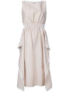 FENDI Striped Dress. #fendi #cloth #dress