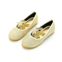(36.35$)  Buy here - http://aiaex.worlditems.win/all/product.php?id=32794975100 - Children Shoes For Girls Spring Autumn Glitter Mary Jane Children Flat Kid Pu Leather Baby Girl Party Dance Shoe Princess Flat