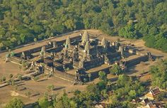 Angkor Wat http://cambodiahotels.info/things-to-do/zipline-canopy-tour-in-siem-reap.html