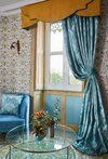 Buy The Chateau by Angel Strawbridge Deco Heron Pencil Pleat Curtains from the Next UK online shop Handmade Home Decor, Vintage Home Decor, Home Decor Items, Diy Home Decor, Pleated Curtains, Lined Curtains, Home Decor Quotes, Home Decor Pictures, Diy Interior