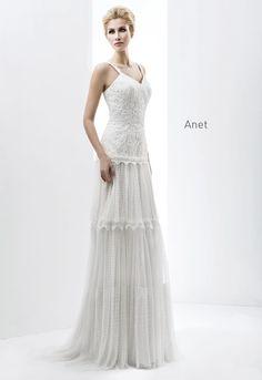 Vestido novia Cabotine 2014