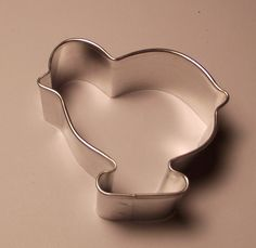 """2 1/2"""" Baby Chick Cookie Cutter on Etsy, $1.50"""
