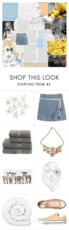 """""""☾ without the darkness, we'd never see the stars"""" by thundxrstorms ❤ liked on Polyvore featuring GET LOST, L'Agence, FRUIT, Christy, WALL, PBteen, Brinkhaus, Converse, Chanel and beths2kchallenge"""