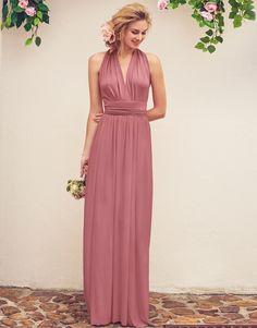Tfnc Multi Way Maxi Dress