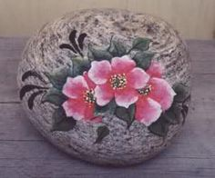 Målade stenar *** Piedras pintadas ***