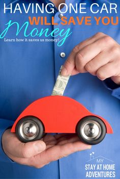 To help me to eliminate my debt and save money we became a one car family. One thing I will say to anyone thinking of reducing to one car is that having one car will save you money. Learn how it we save and manage with one car!